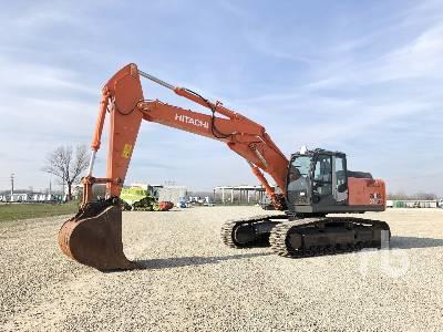 2007 HITACHI ZX280LCN-3 Hydraulic Excavator