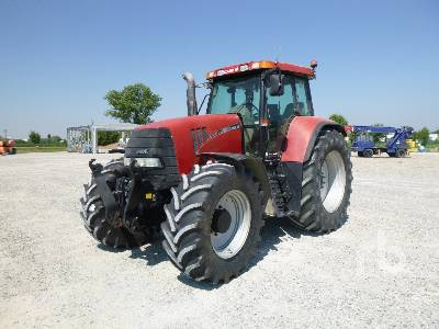 2006 CASE IH CVX1190 MFWD Tractor
