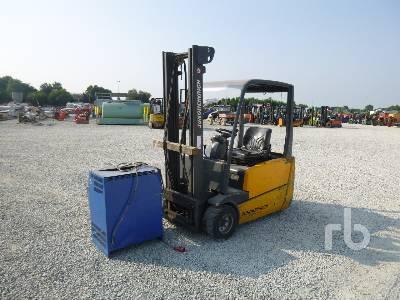 2000 JUNGHEINRICH EFG-DF20 Electric Forklift