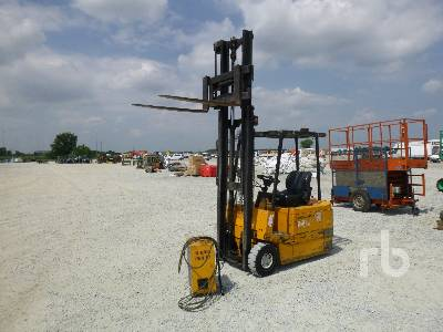 JUNGHEINRICH E20 Electric Forklift