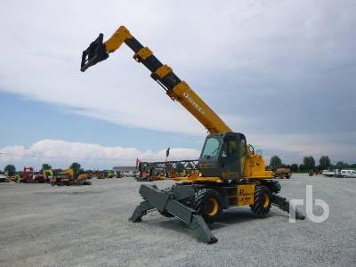 2003 DIECI PEGASUS 40.18 4000 Kg 4x4x4 Telescopic Forklift
