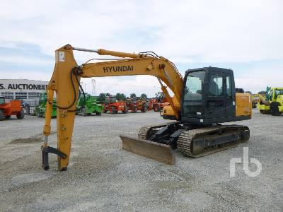 HYUNDAI ROBEX 140LC-7A Hydraulic Excavator