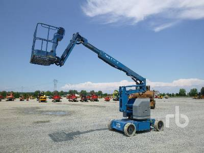 2010 GENIE Z34/22N Electric Articulated Boom Lift