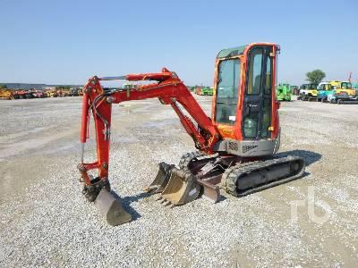 2010 YANMAR VIO25-3 Mini Excavator (1 - 4.9 Tons)