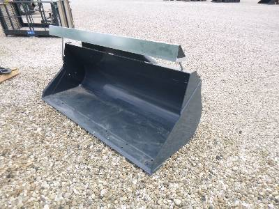 Unused 2019 MERLO 2200 mm Telescopic Forklift Bucket