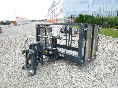 Unused 2019 MERLO 300 Kg Telescopic Forklift Man Basket