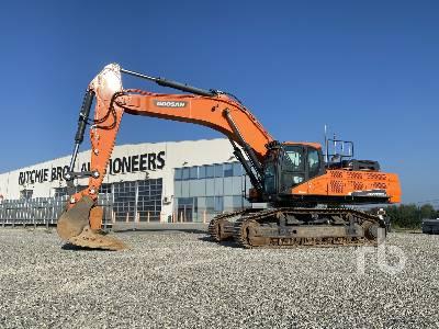 2017 DOOSAN DX530LC-5 Hydraulic Excavator