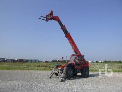 2007 JCB 535-140 3500 Kg 4x4x4 Telescopic Forklift