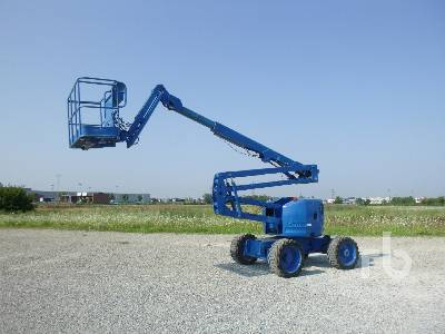 2005 GENIE Z45/25 Articulated Boom Lift