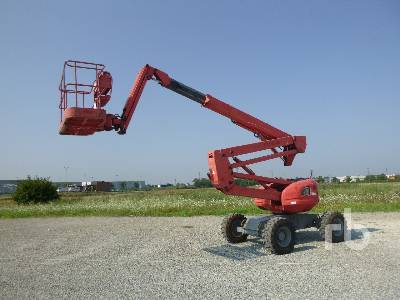 2007 MANITOU 160ATJ Articulated Boom Lift