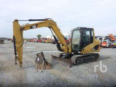 2007 CATERPILLAR 307C Midi Excavator (5 - 9.9 Tons)