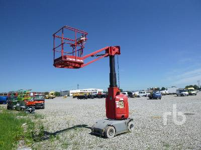 2006 MANITOU 105VJR2 Electric Boom Lift