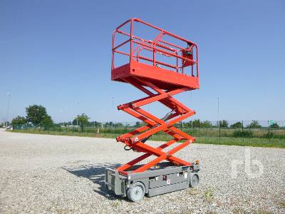 2007 HAULOTTE COMPACT 8 8 m Electric Scissorlift