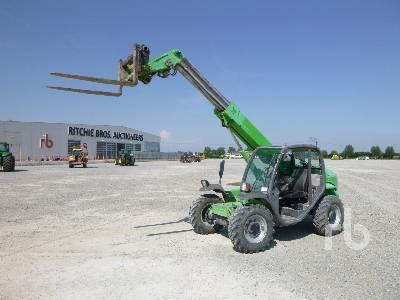 2007 MANITOU MT523 2300 Kg Telescopic Forklift