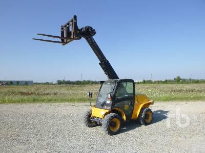 2008 JCB 520.40 2000 Kg Telescopic Forklift