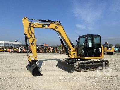 2018 CATERPILLAR 308E2CR Midi Excavator (5 - 9.9 Tons)
