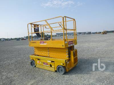 2016 HAULOTTE COMPACT 12 12 m Electric Scissorlift