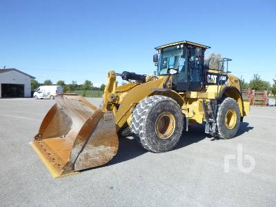 2012 CATERPILLAR 966K Wheel Loader