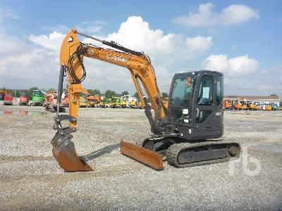 2017 CASE CX60C Midi Excavator (5 - 9.9 Tons)
