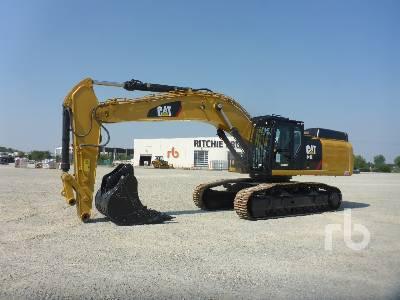 2012 CATERPILLAR 349E Hydraulic Excavator