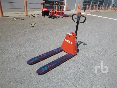 Unused 2020 HELI CBD20J-B 2000 Kg Electric Pallet Jack