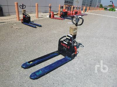 Unused 2019 HELI CBD15J-LI2 1500 Kg Electric Pallet Jack
