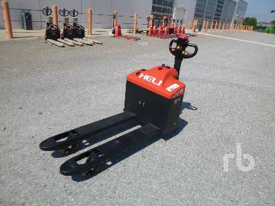 Unused HELI CBD15170G 1500 Kg Electric Pallet Jack