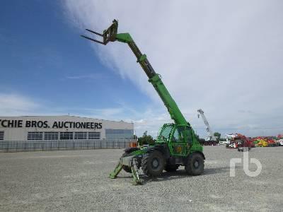 2008 JCB 535-140 3500 Kg 4x4x4 Telescopic Forklift