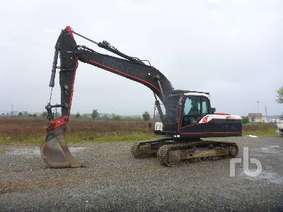 2008 VOLVO EC210CNL Hydraulic Excavator