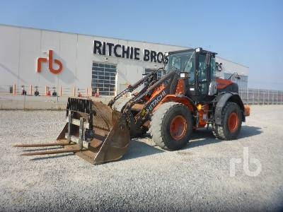 2017 HITACHI ZW150PL-5B Wheel Loader