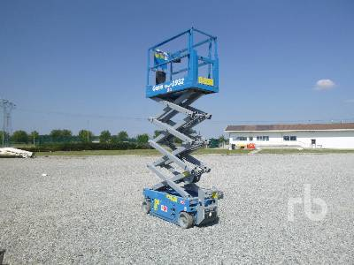 2016 GENIE GS1932 6 m Electric Scissorlift