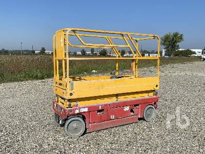 2012 HAULOTTE COMPACT 8 8 m Electric Scissorlift