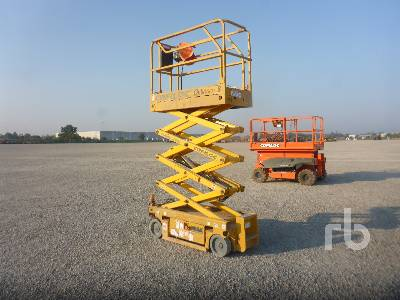 2005 HAULOTTE OPTIMUM 8 8 m Electric Scissorlift