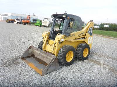 2008 GEHL SL5640 Skid Steer Loader