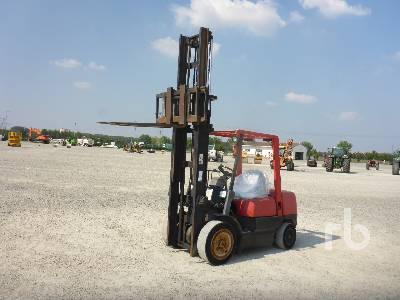 1999 TCM FHD30Z5 3000 Kg Forklift