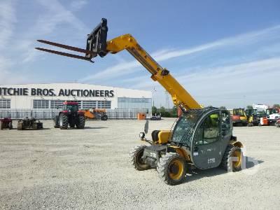 2010 DIECI APOLLO 25.6 2500 Kg 4x4x4 Telescopic Forklift