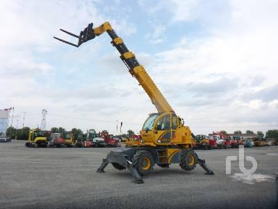 2007 DIECI PEGASUS 40.17 4000 Kg 4x4x4 Telescopic Forklift