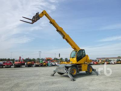 2009 DIECI PEGASUS 38.16 3800 Kg 4x4x4 Telescopic Forklift