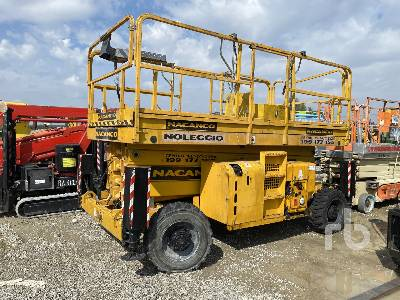 2007 HAULOTTE H15SX Scissorlift Parts/Stationary Construction-Other