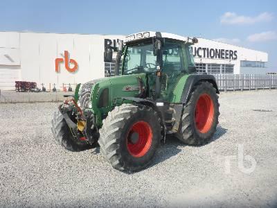 2003 FENDT 412 VARIO MFWD Tractor