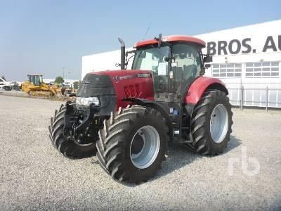 2014 CASE IH PUMA CVX160 MFWD Tractor