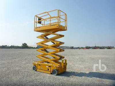 2016 HAULOTTE COMPACT 12 Electric Scissorlift
