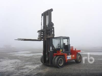 1985 KALMAR DB12-600XL 12000 Kg Forklift