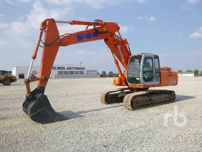 1999 FIAT-HITACHI EX215 Hydraulic Excavator