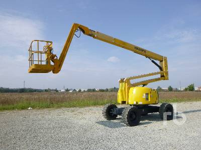 2004 HAULOTTE HA20PX Articulated Boom Lift