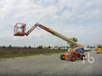 1999 JLG 600SJ 4x4x4 Articulated Boom Lift