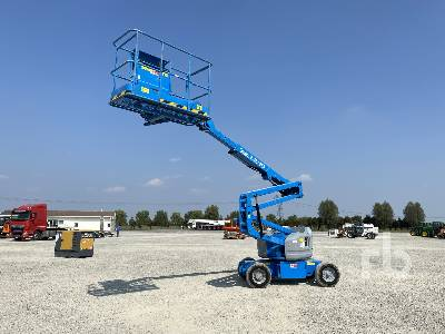 2016 GENIE Z45/25J Electric Articulated Boom Lift