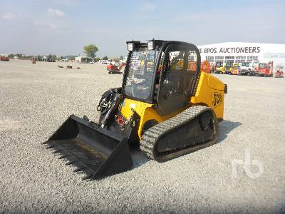 2008 JCB 190T High Flow Multi Terrain Loader