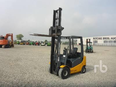 2008 JUNGHEINRICH DFG320 2000 Kg Forklift