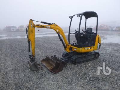 2011 JCB 8020 Mini Excavator (1 - 4.9 Tons)